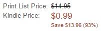 SV ebook sale