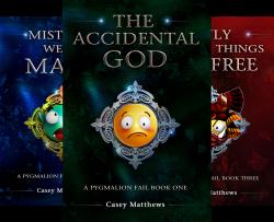 Pygmalion Fail trilogy