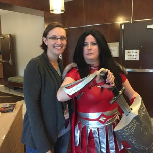 Lady Sif at Confluence