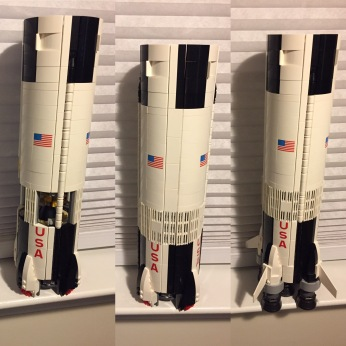 Saturn V stages 4-6
