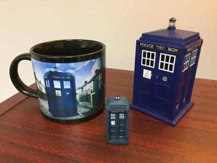 TARDIS contest office