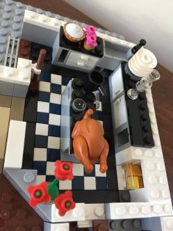 PR kitchen