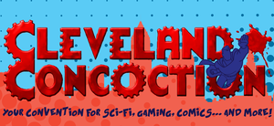 Cleveland ConCoction 2018 logo