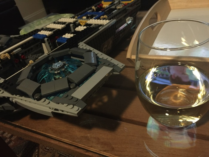 lego and wine