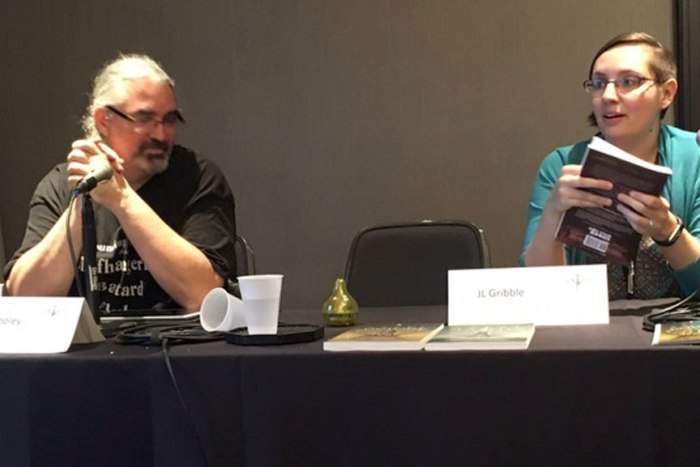 Balticon 52 reading