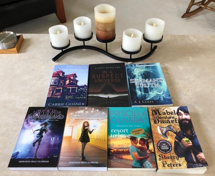 IWYM 2018 new books