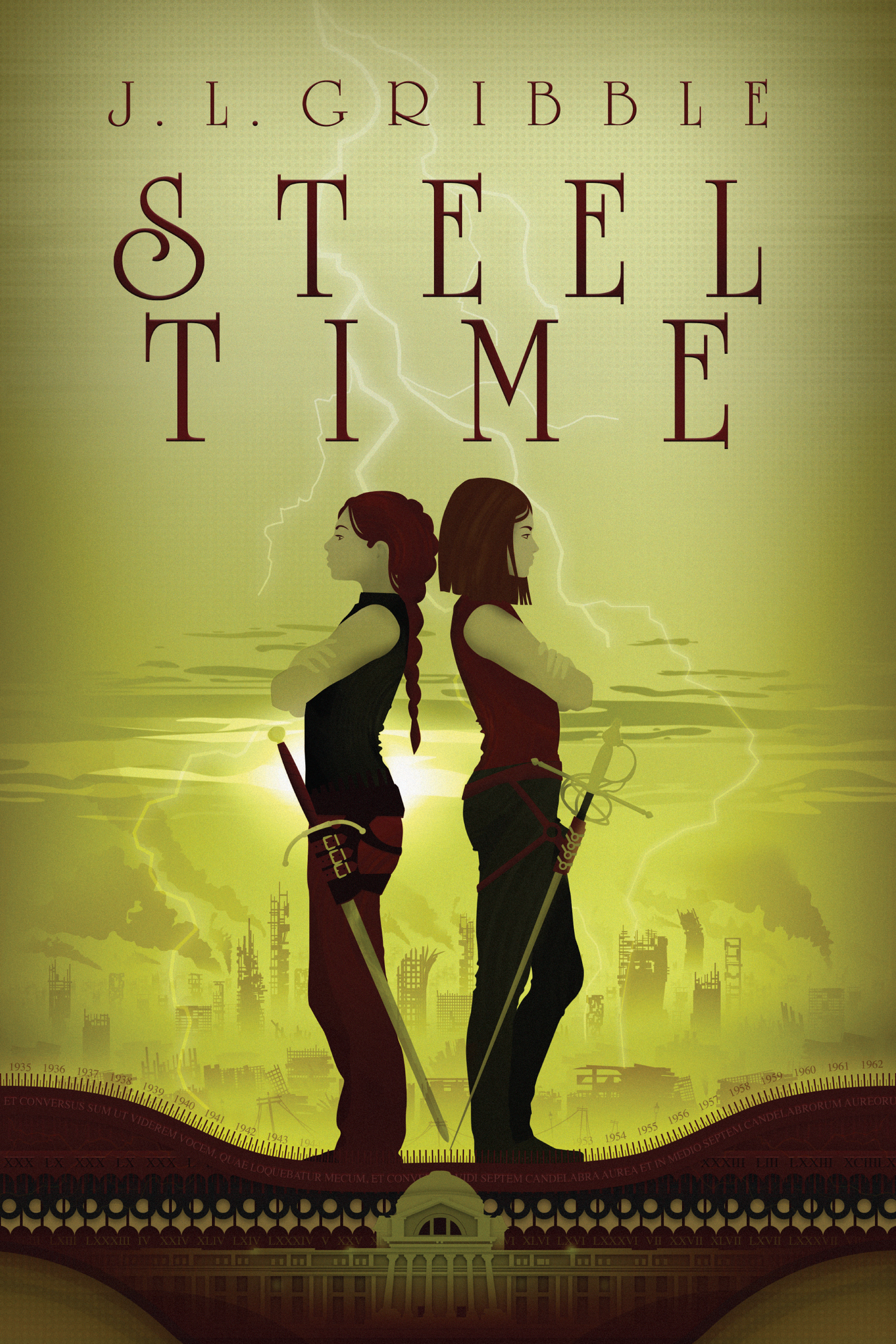 Steel Time book cover