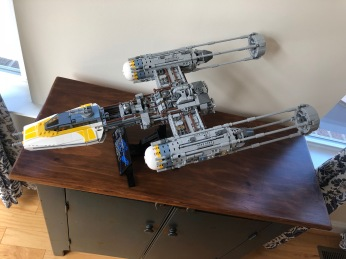 Y-wing complete 1