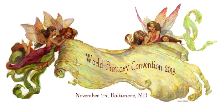 World Fantasy 2018 banner