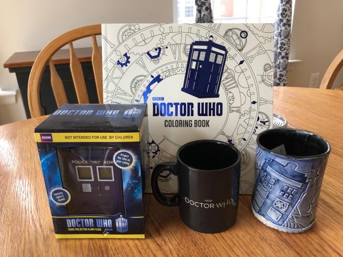 2018 TARDIS