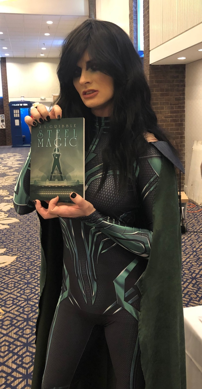 Hela Steel Magic